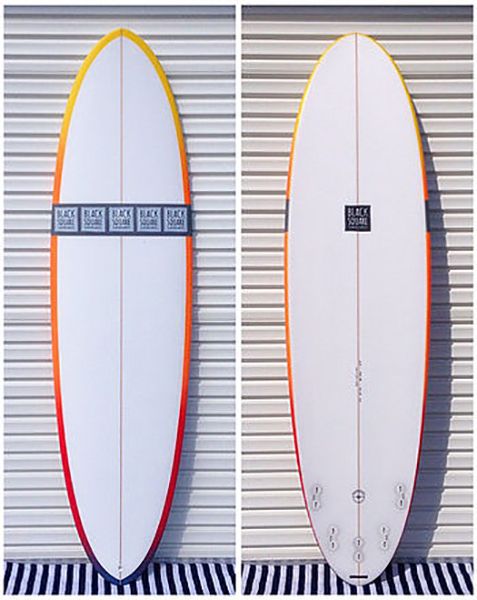 Black Square Surfboards